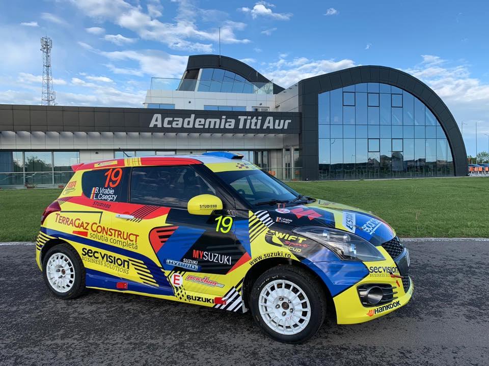 Se da startul unui nou sezon in Cupa Suzuki