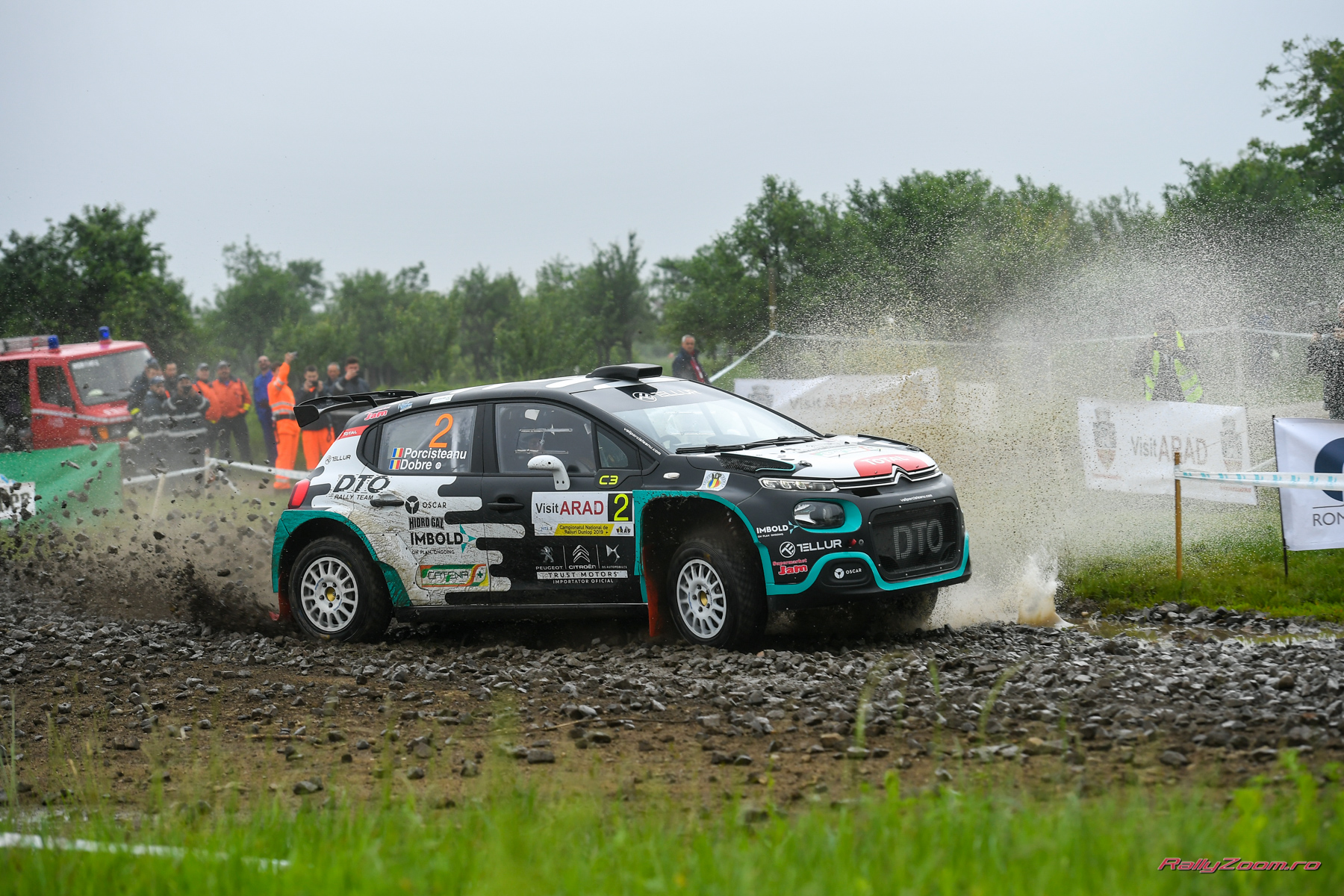 DTO Rally Team porneste in Raliul Moldovei 2019 cu dorinta victoriei
