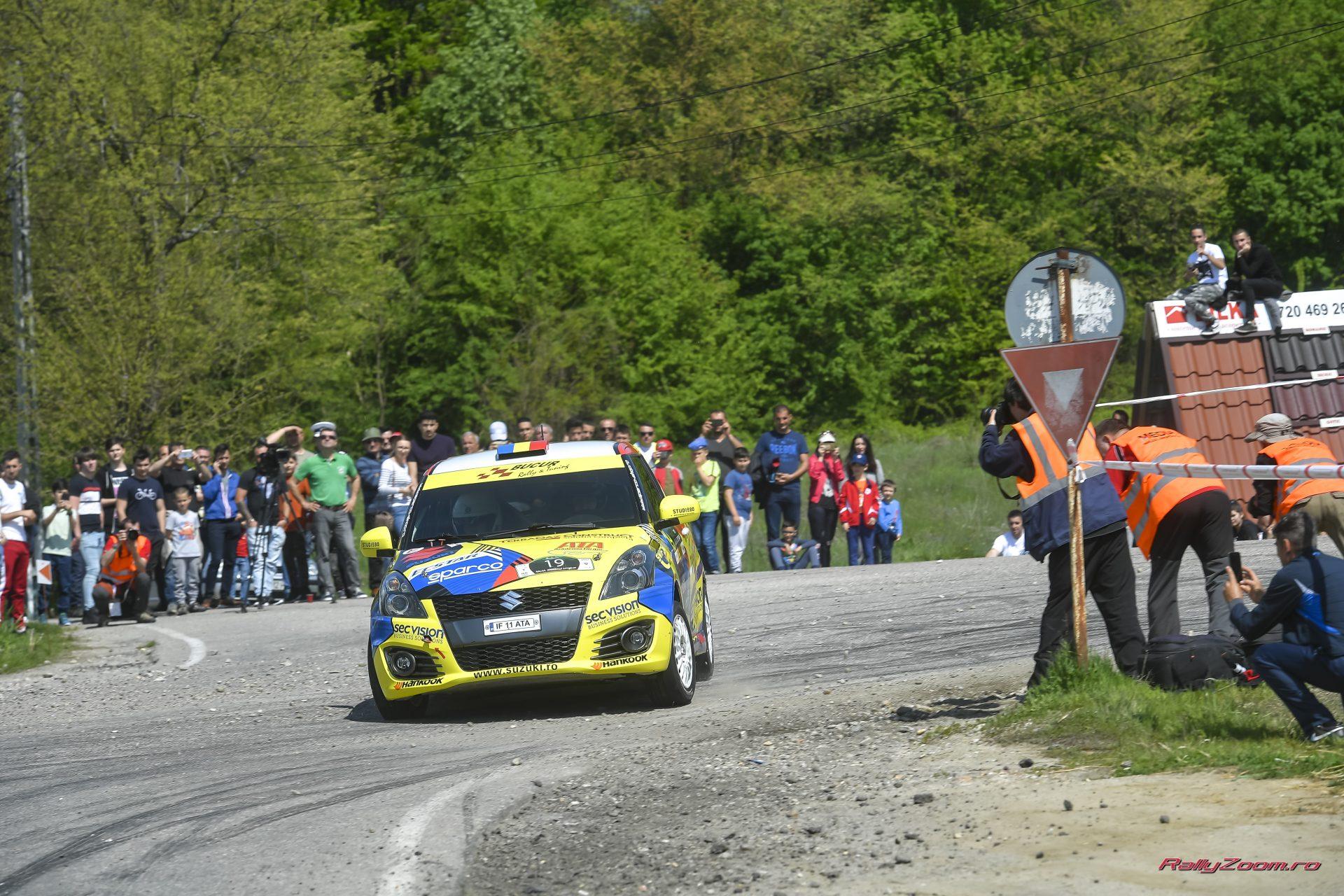 120 de kilometri contra cronometru ii asteapta pe concurentii Cupei Suzuki la Raliul Perla Harghitei