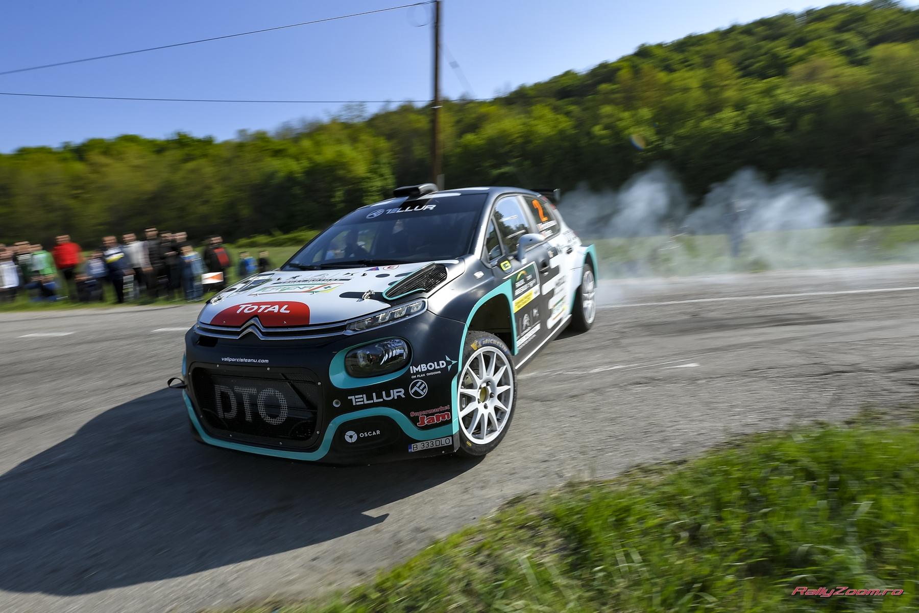 Podiumuri importante pentru DTO Rally Team la Raliul Argesului 2019