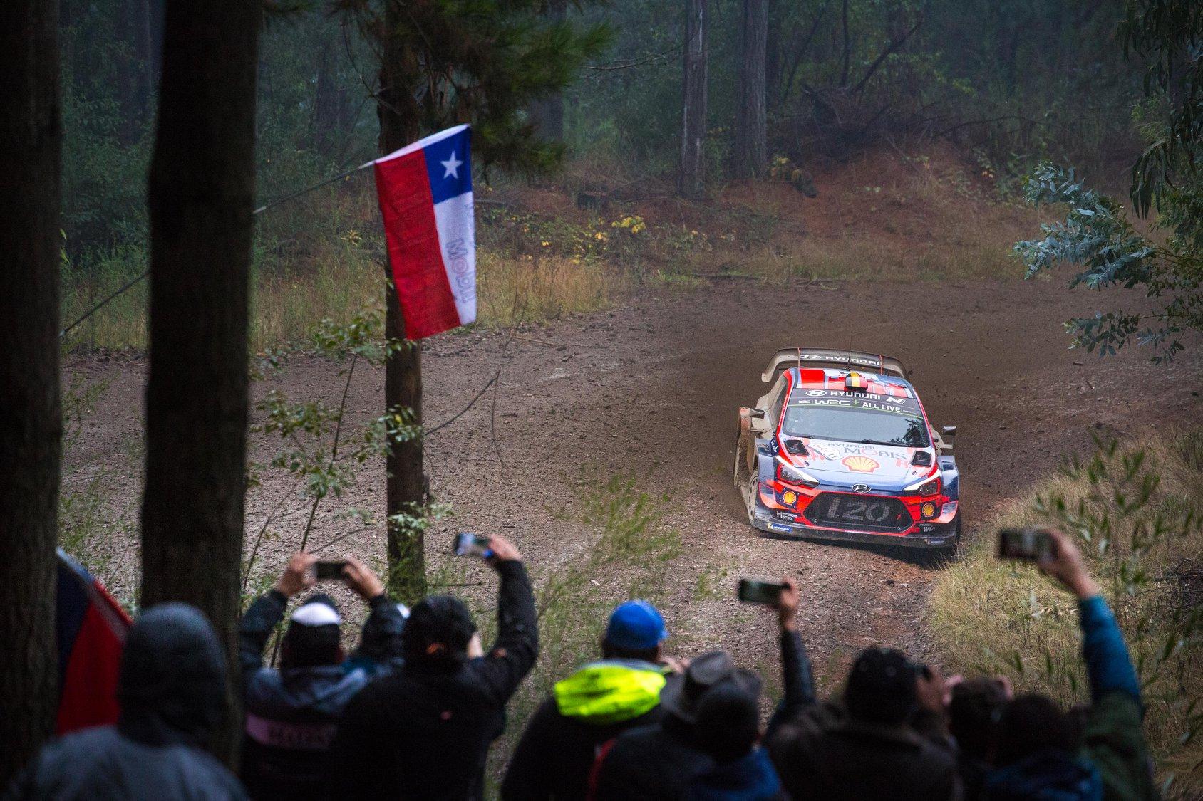 WRC Rally Chile 2019 – Multe necunoscute intr-un raliu nou