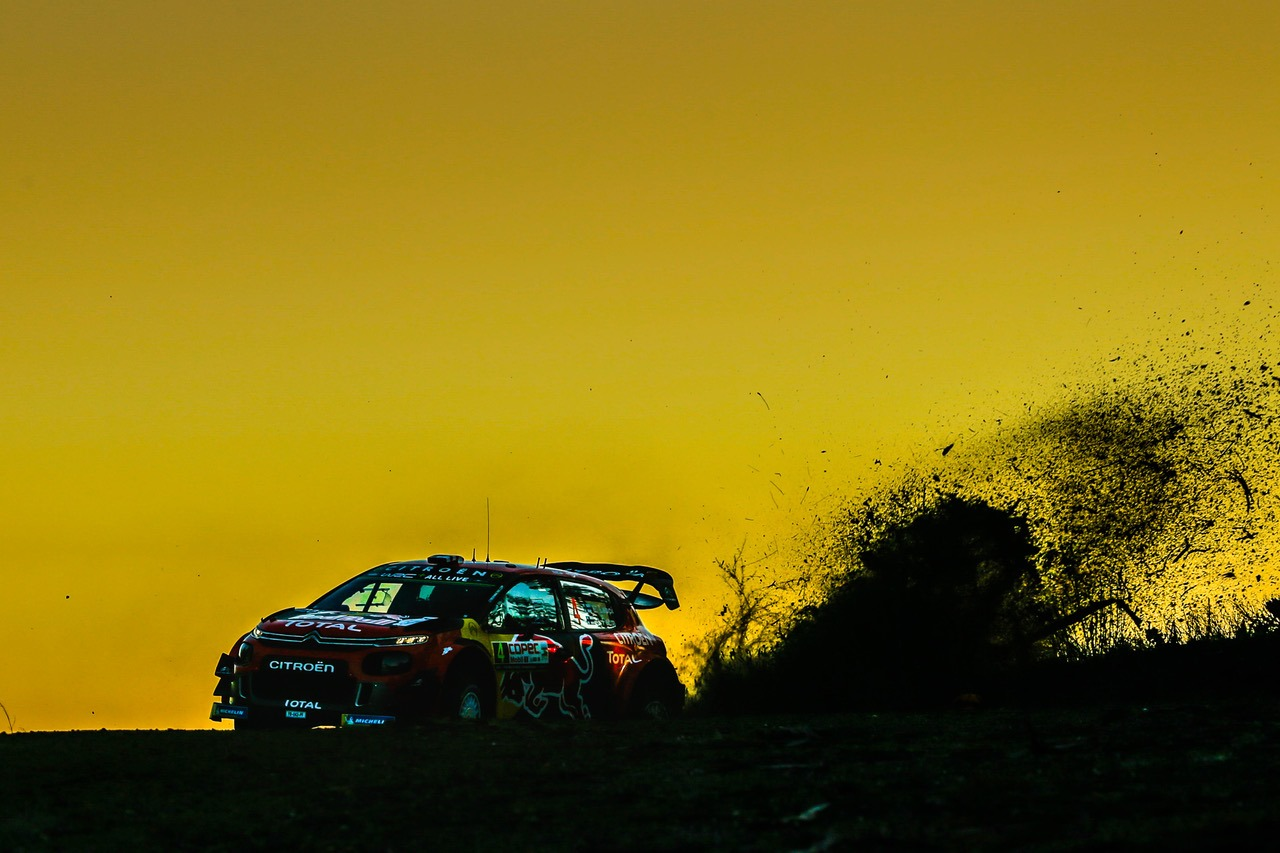 WRC Rally Chile 2019 – Tanak conduce dupa o zi dificila