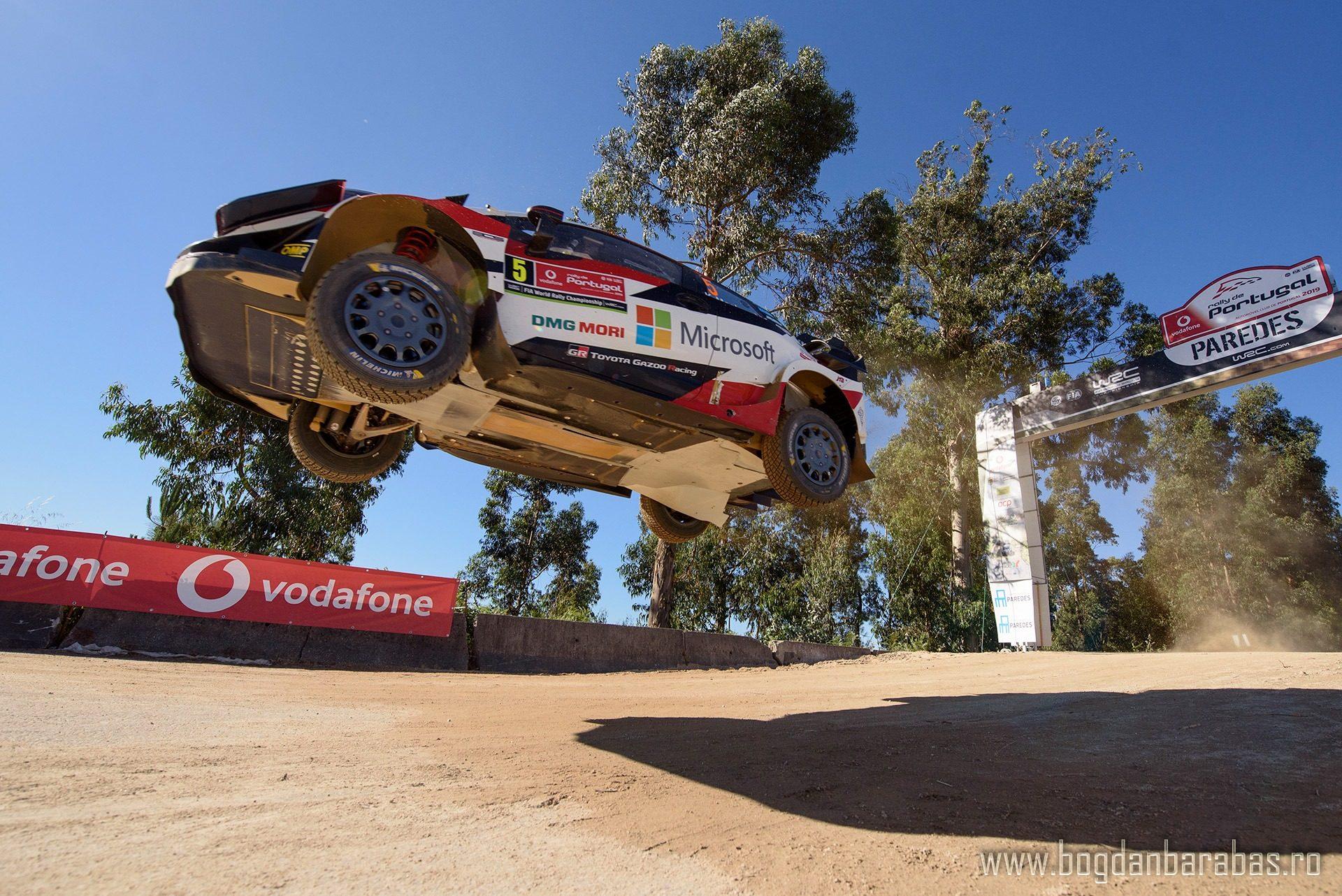 WRC Rally Portugal 2019 – Tempestini si Itu la start in WRC2