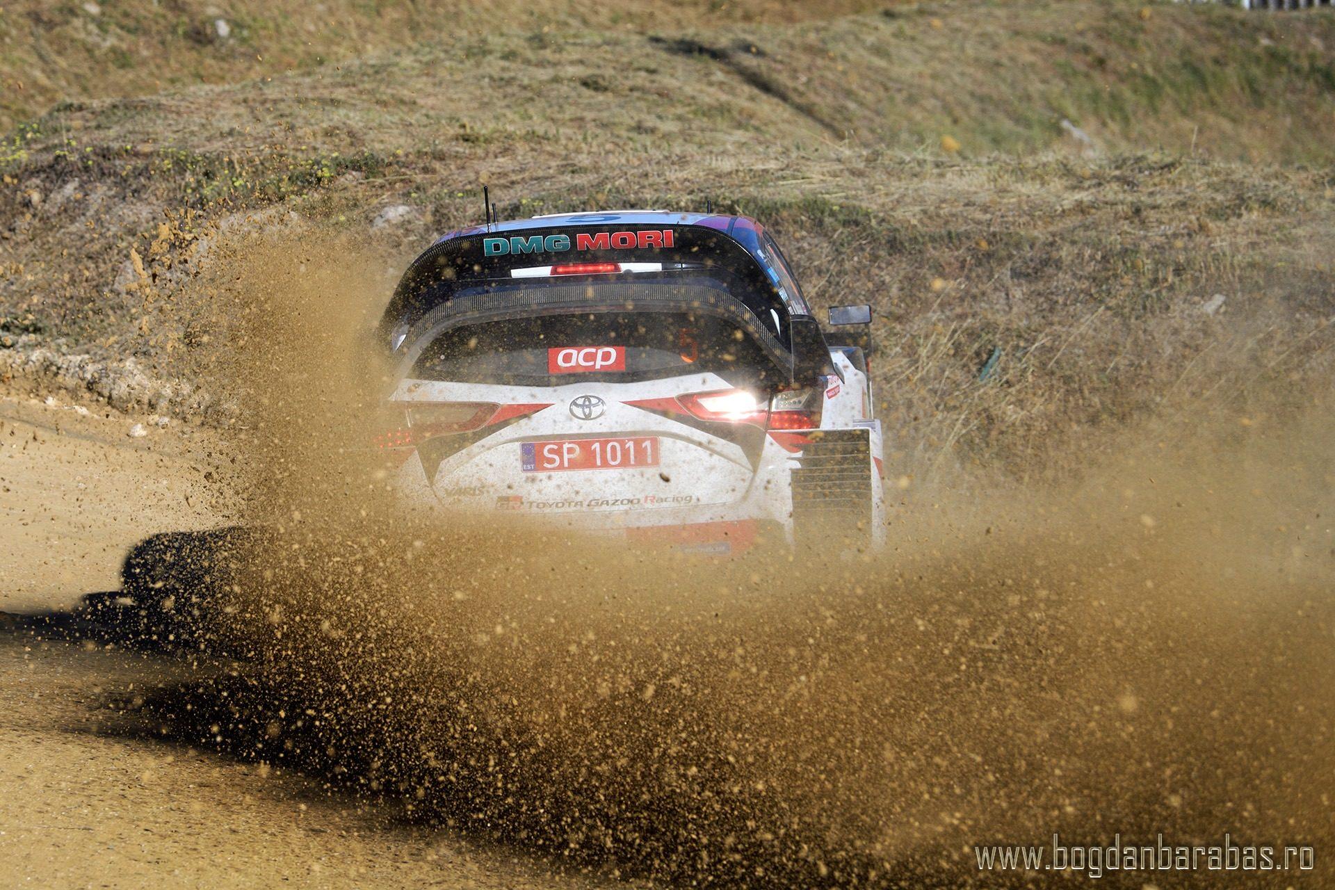 WRC Rally Portugal 2019 – Ritm bun, cu pana pentru Tempestini; podium complet Toyota