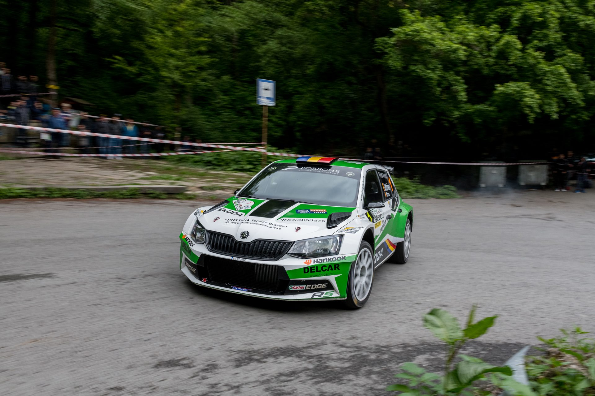 Dan Girtofan, incredere maxima inaintea Rally Sliven 2019