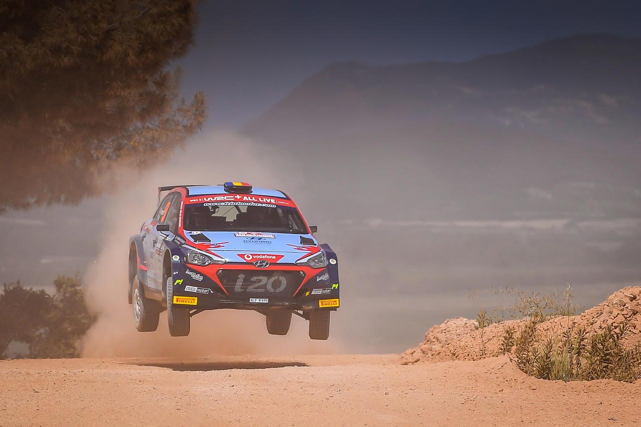 Simone Tempestini, din Portugalia in Sardinia pentru o noua runda din WRC