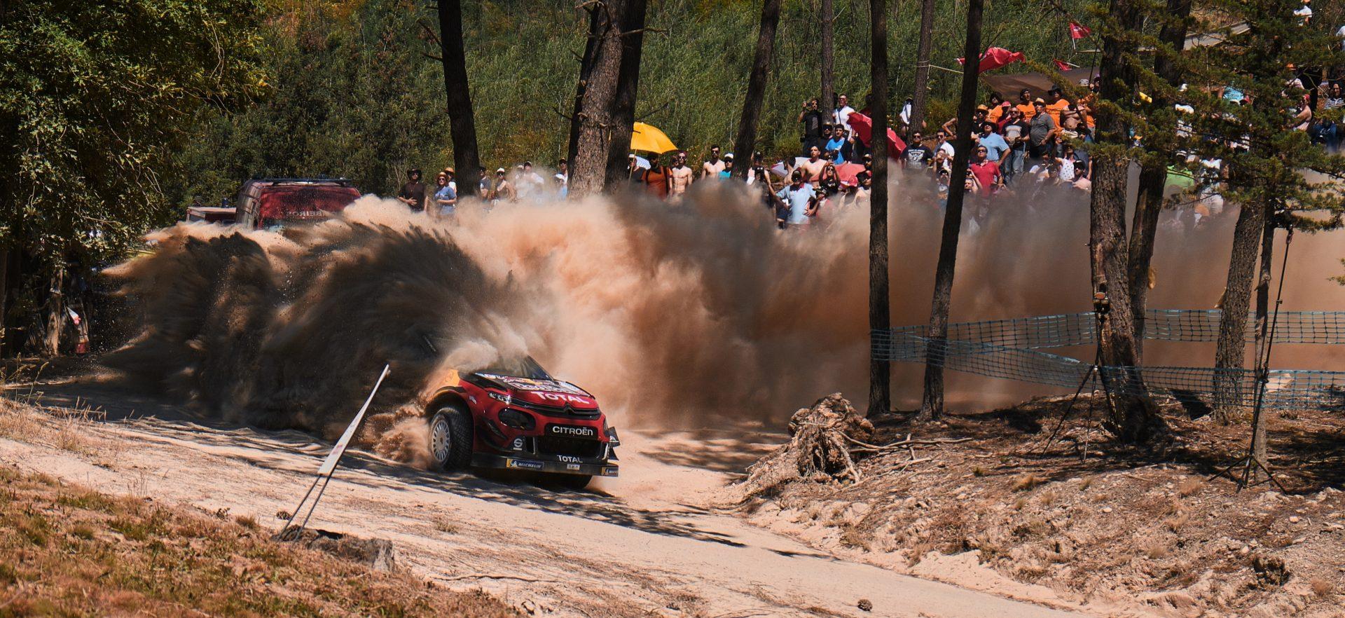 WRC Rally Portugal – Ritm excelent pentru Tempestini; podium general intr-un ecart de 9,2 secunde