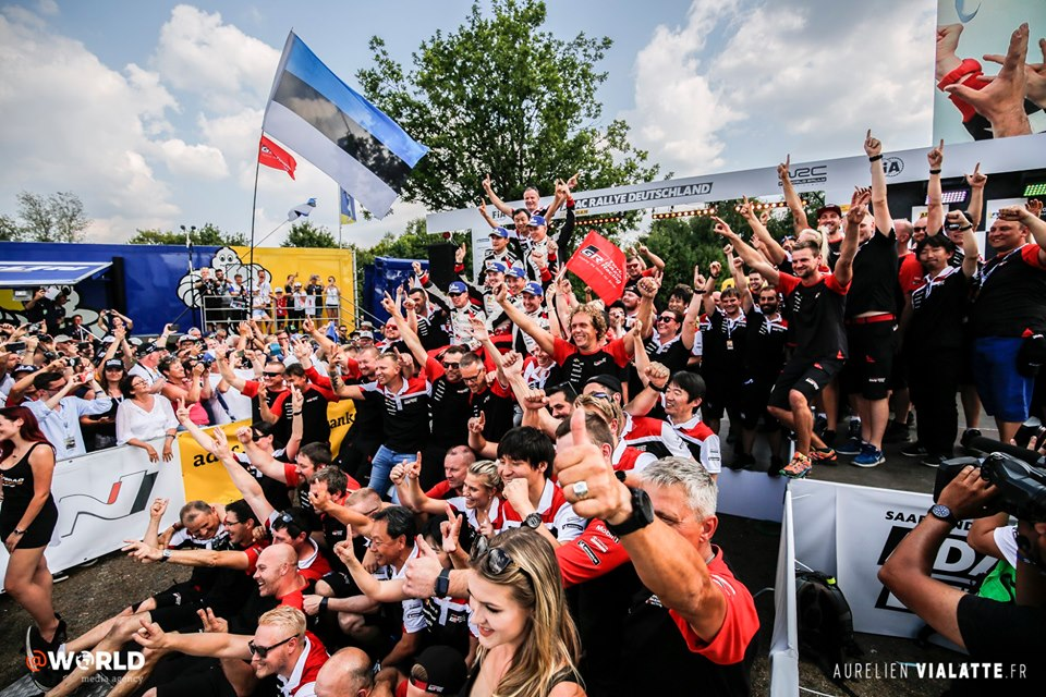 Pronosticuri WRC 2019 – Rezultate ADAC Rallye Deutschland & Clasament General