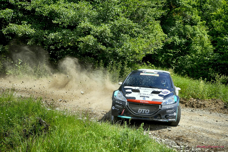 DTO Rally Team revine cu sete de victorie pe macadamul Raliului Iasului