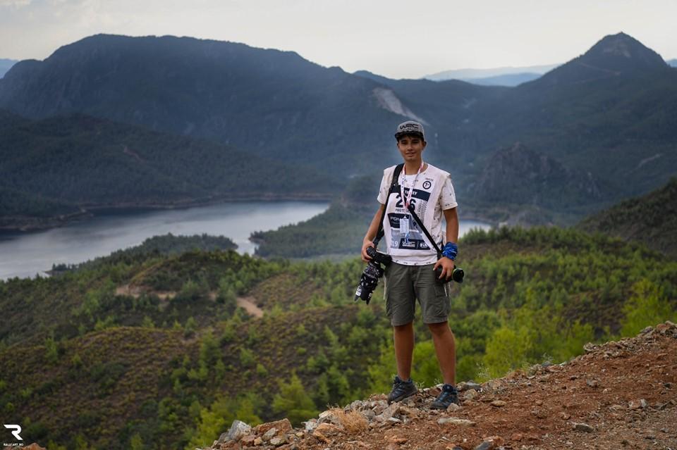Flavius Croitoriu – La 18 ani, fotograf in WRC