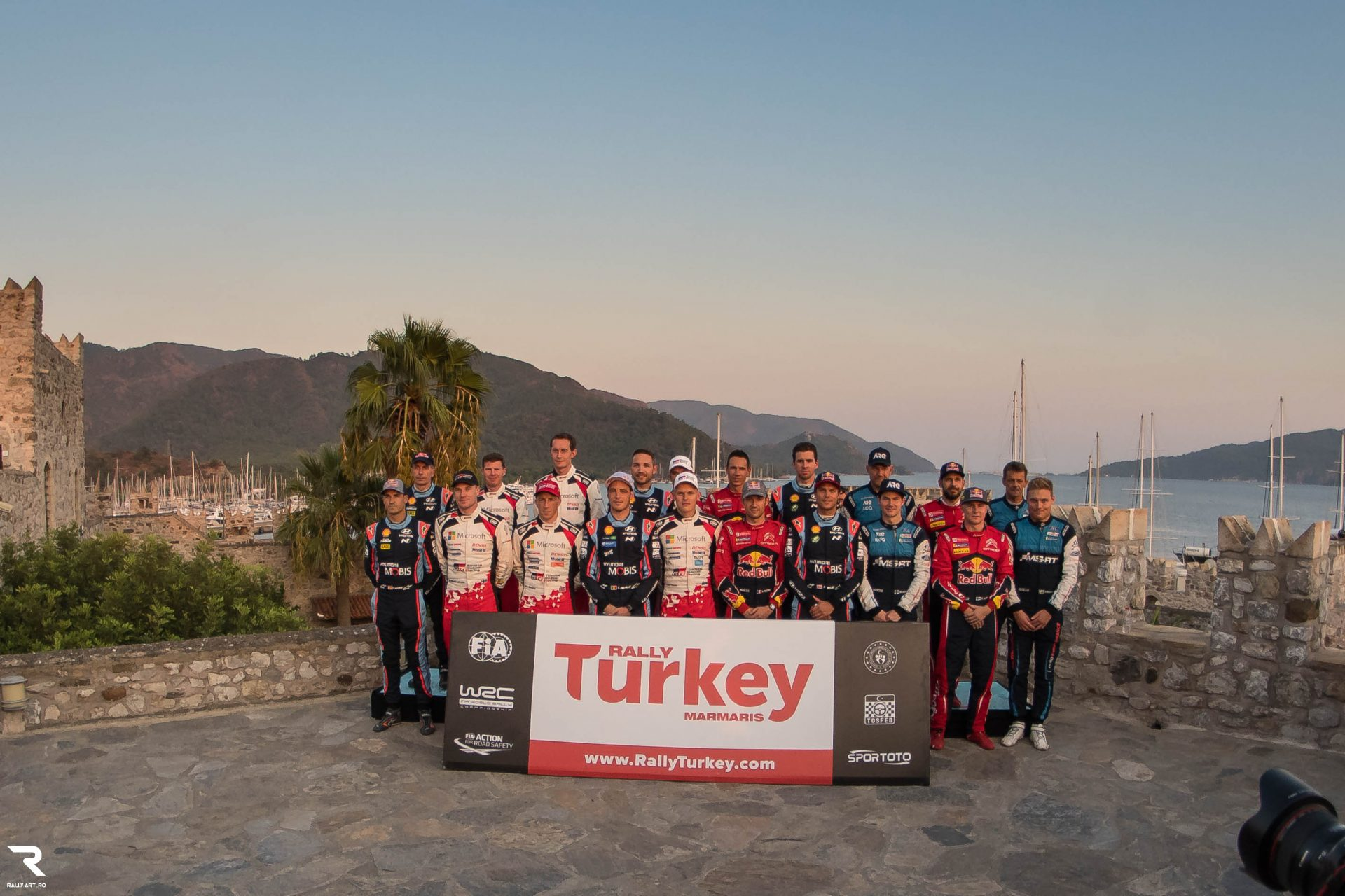 Pronosticuri WRC 2019 – Rezultate Rally Turkey & Clasament General