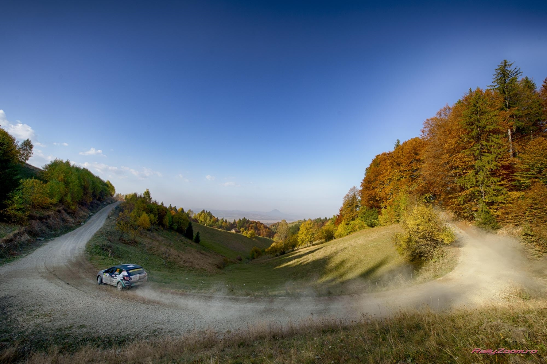 Cristi Sugar/Vlad Colceriu sunt campionii Cupei DACIA 2019 dupa Tess Rally