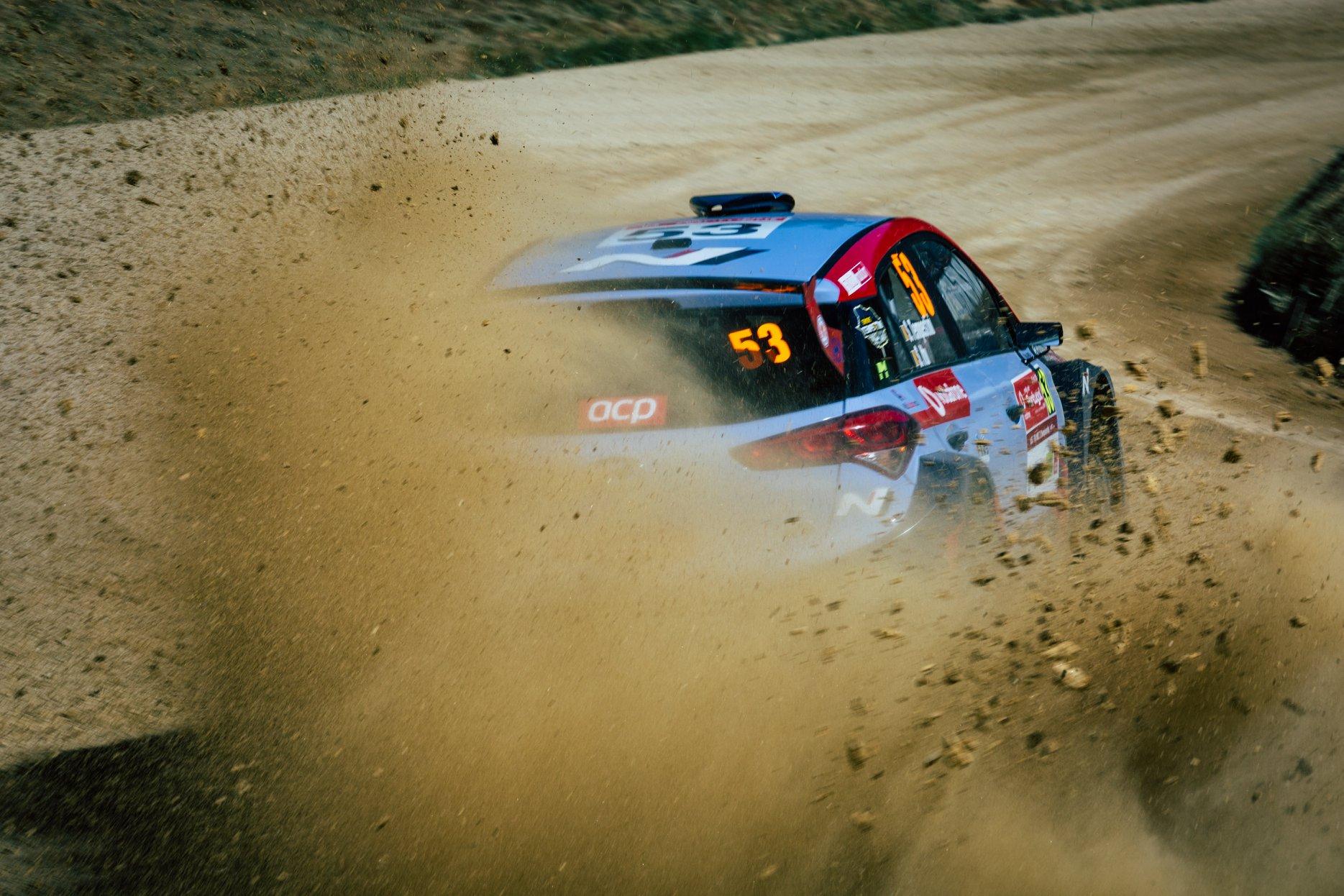 WRC Rally Spain 2019 – Tempestini oprit, 3 x Hyundai pe podium