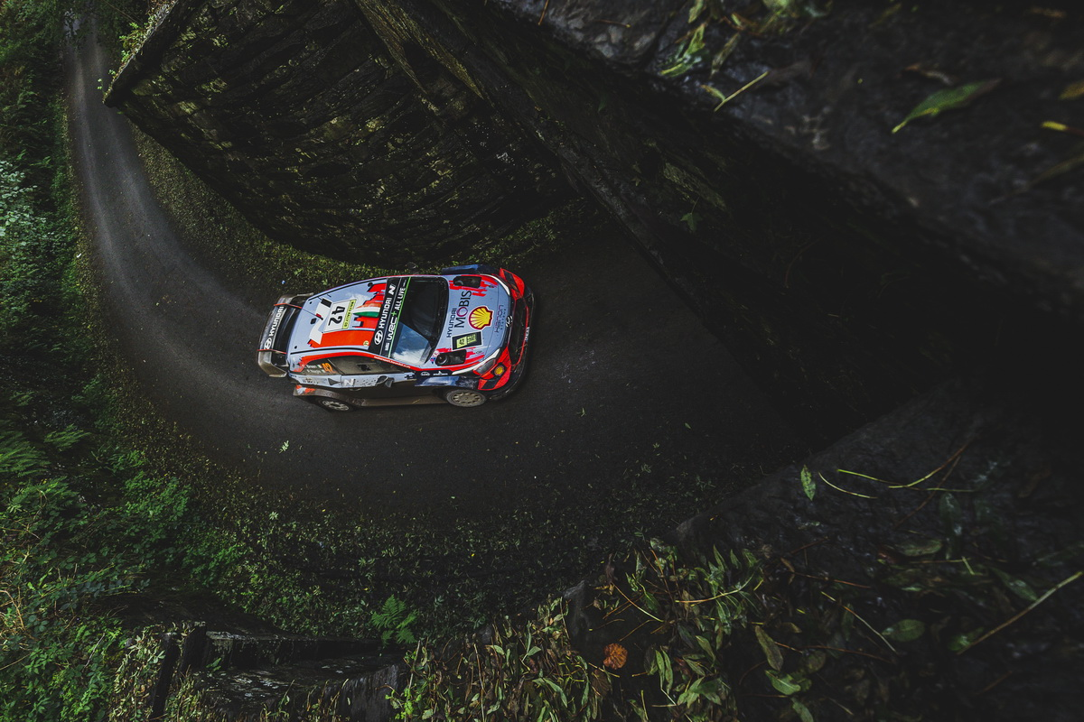Galerie foto Wales Rally GB 2019 – photo by: Attila Szabo