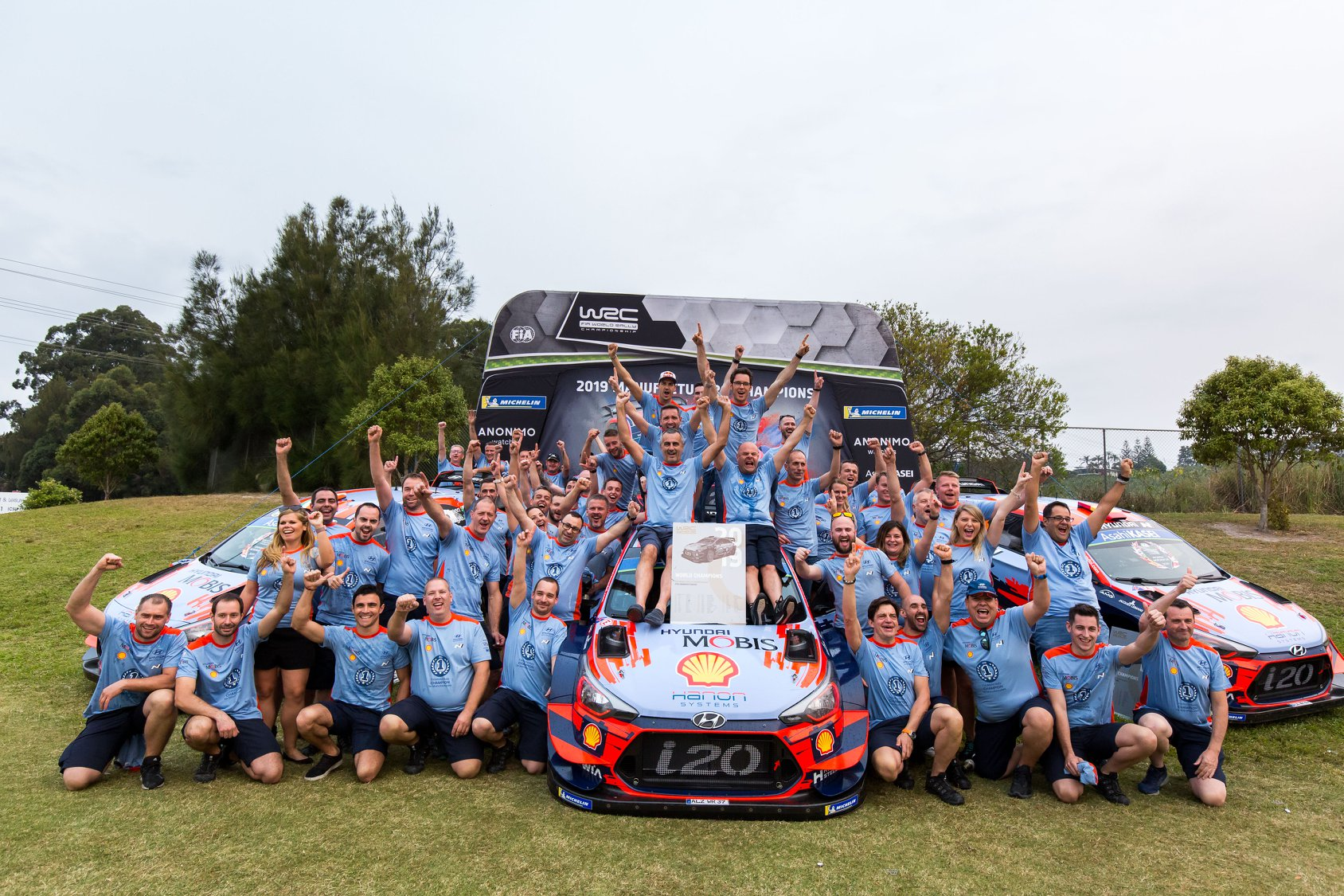 Echipa satelit pentru Hyundai in WRC?