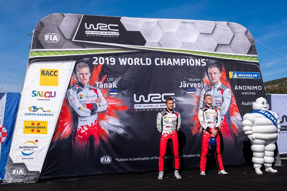 Pronosticuri WRC 2019 – Rezultate RallyRACC Catalunya & Clasament General