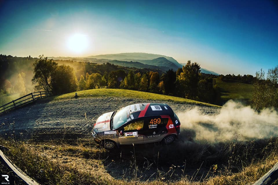 "Radu Benea: ""Mitsubishi-ul e masina pe care am visat-o, foarte puternica si frumoasa"""
