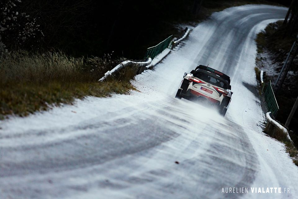 Video: Teste Rally Monte Carlo 2020