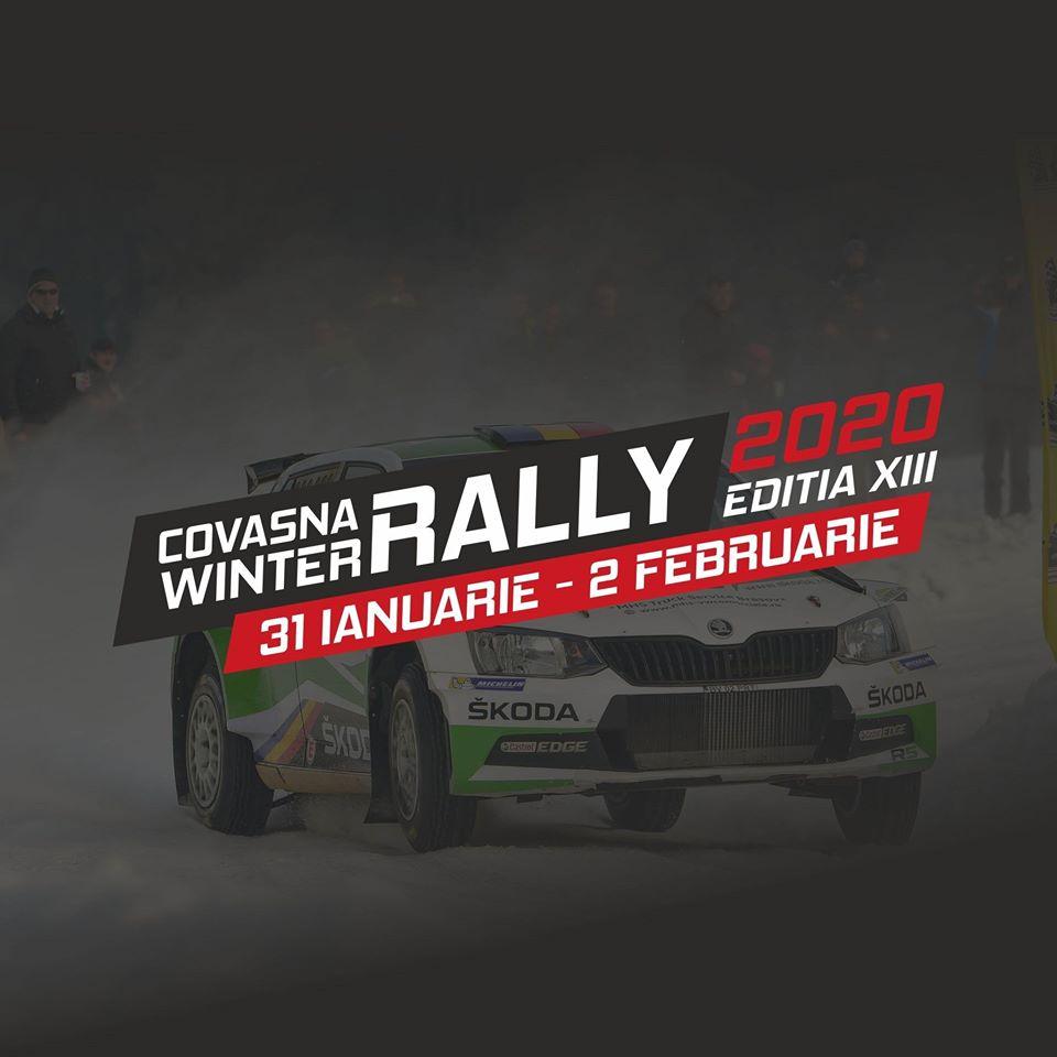 Winter Rally Covasna 2020 – Ghid spectatori
