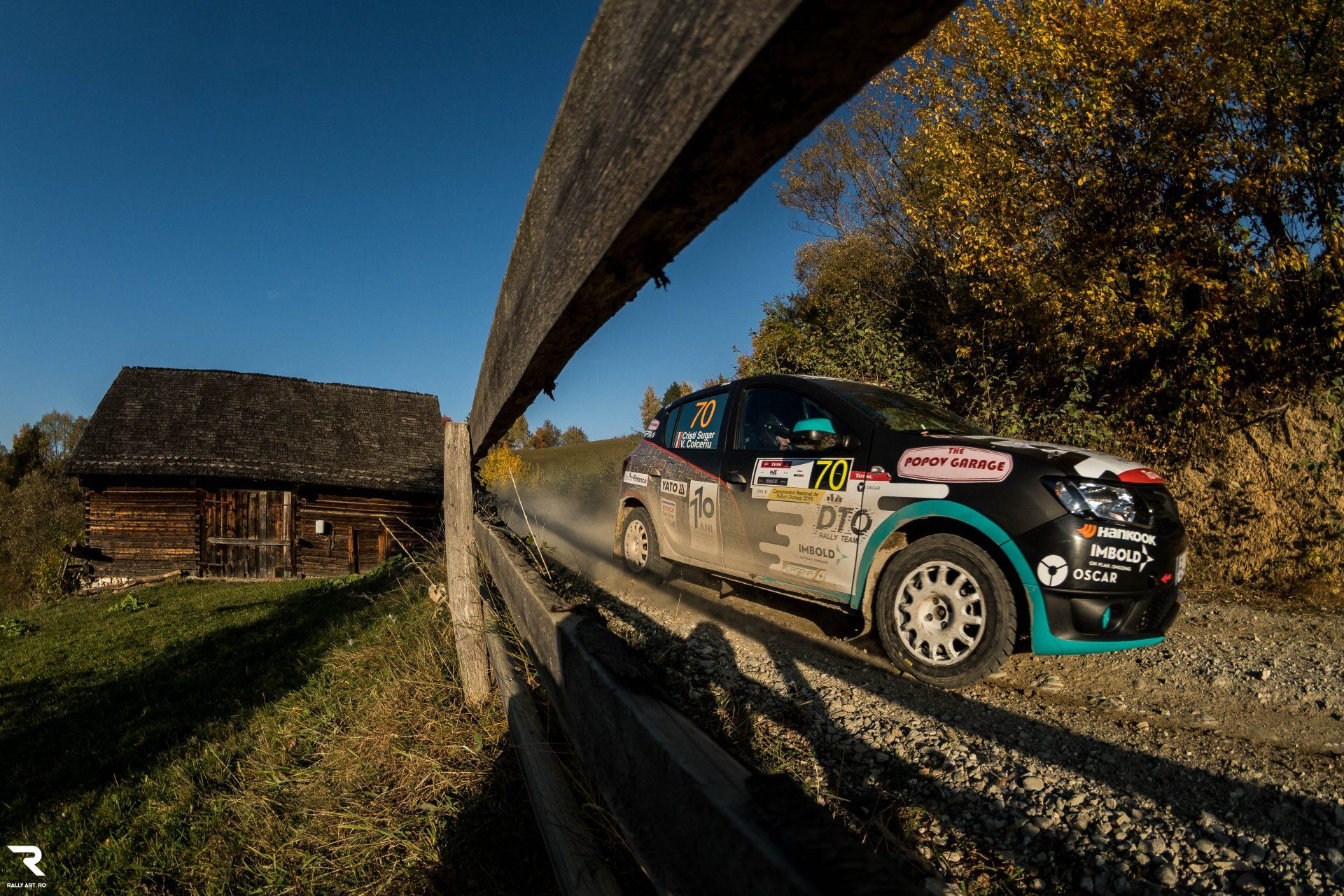 """Cristi Sugar: """"Ne dorim sa dublam succesul din 2019 din Cupa Dacia, alaturi de DTO Rally Team"""""""