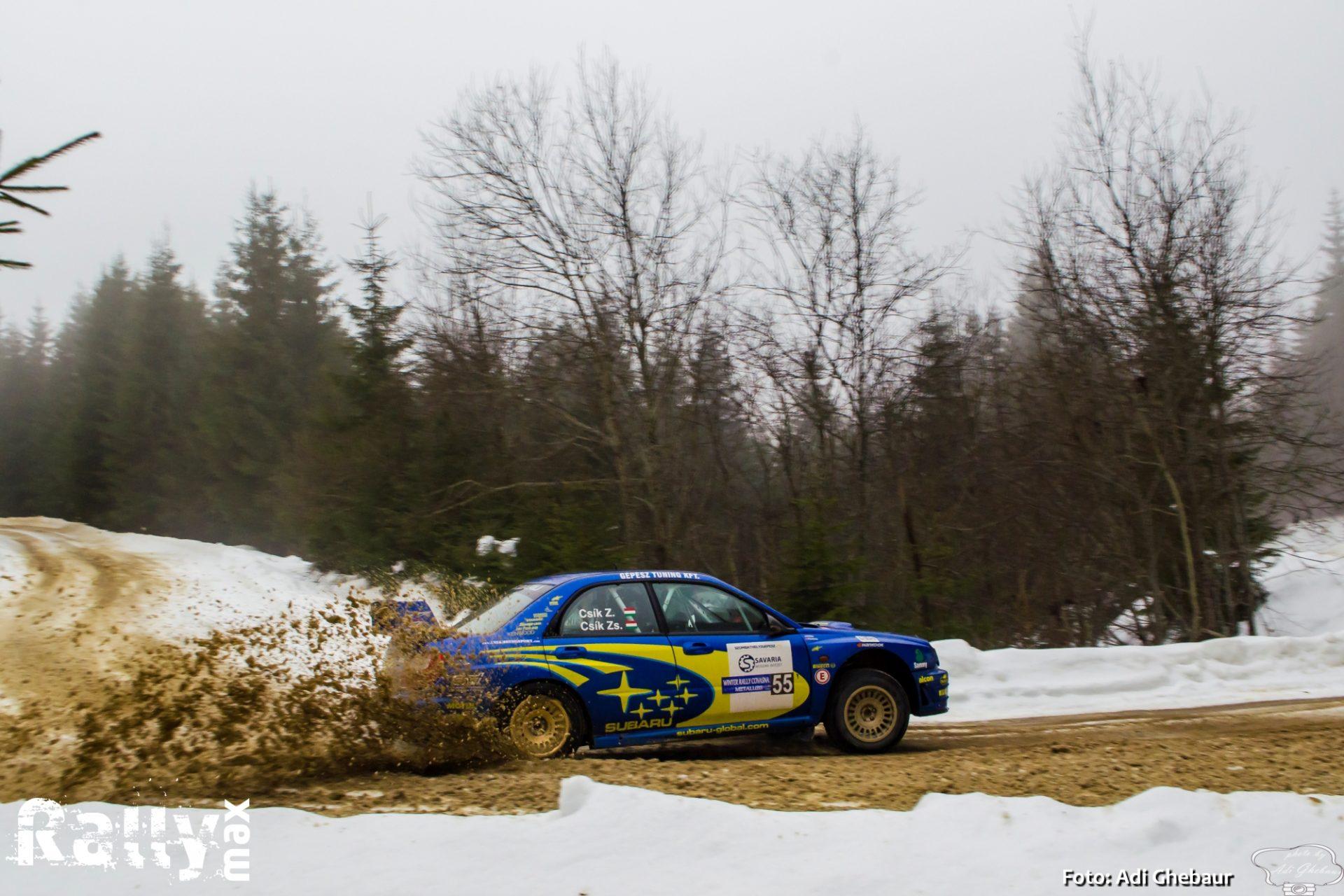 Winter Rally Covasna 2020 – Galerie foto by Adi Ghebaur