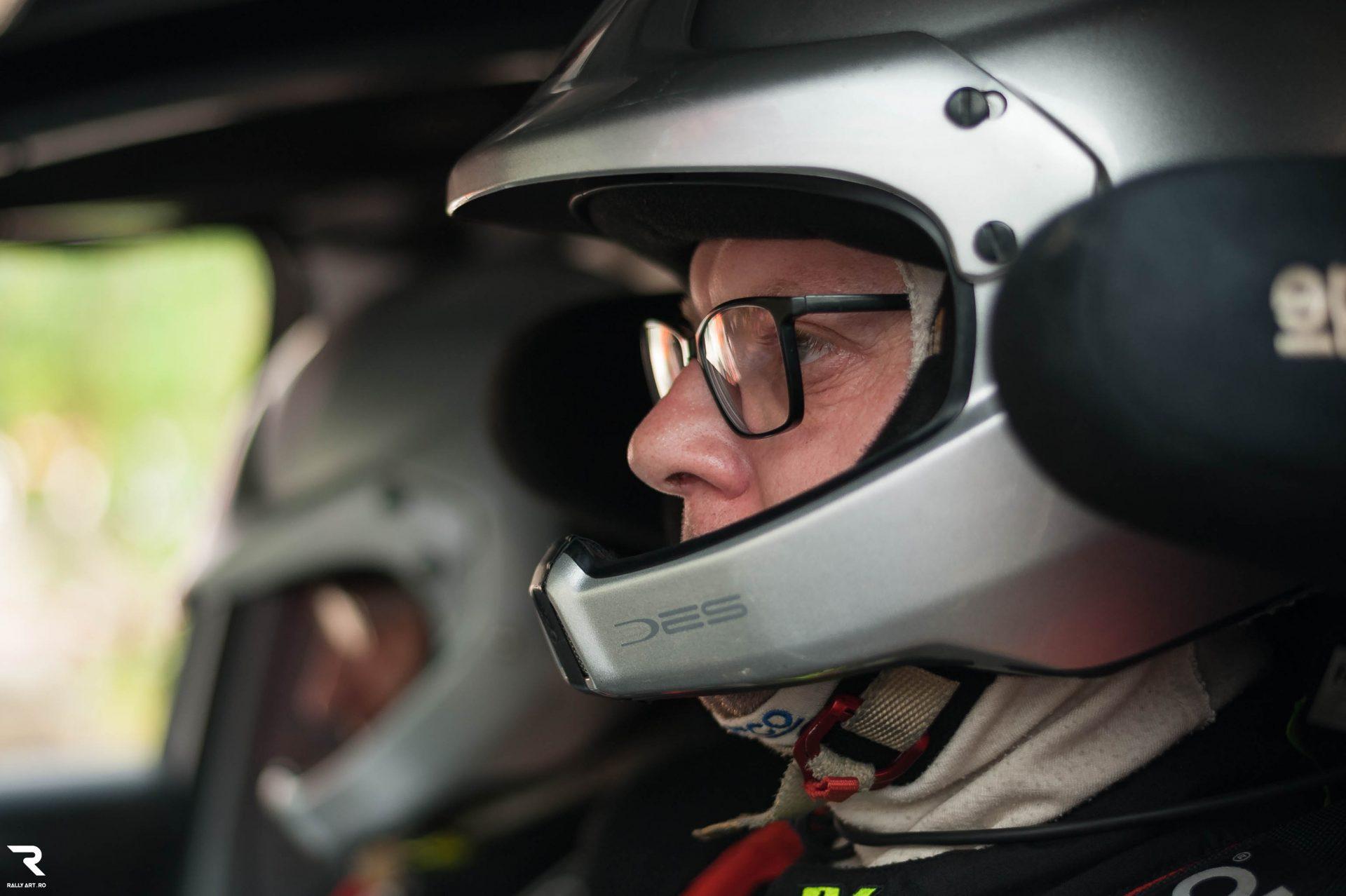 """Sebastian Barbu: """"Vom lua startul tot pe Skoda Fabia R5, insa sigur nu la toate etapele din calendar"""""""