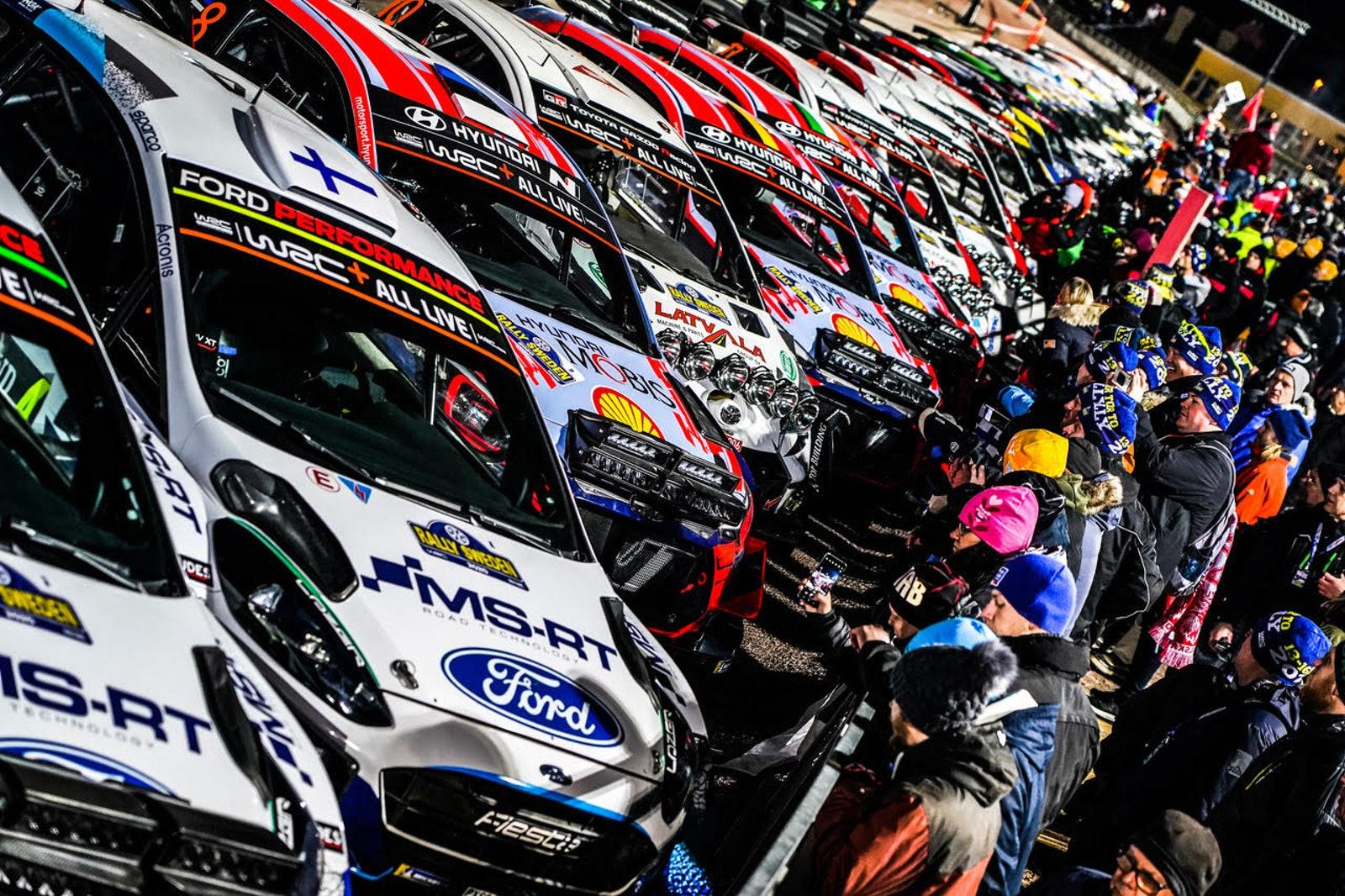Schimbarile pregatite de FIA pentru raliuri incepand cu 2022