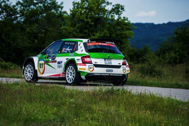 Bogdan Marișca revine în CNRB la Raliul Perla Harghitei Tess powered by Total