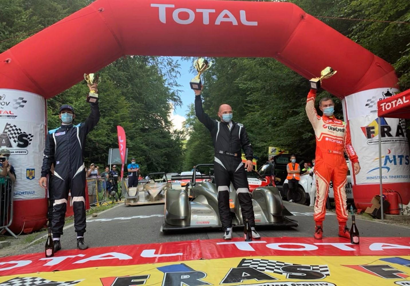 3 din 3! Emil Nestor a castigat Trofeul Rasnov powered by Total