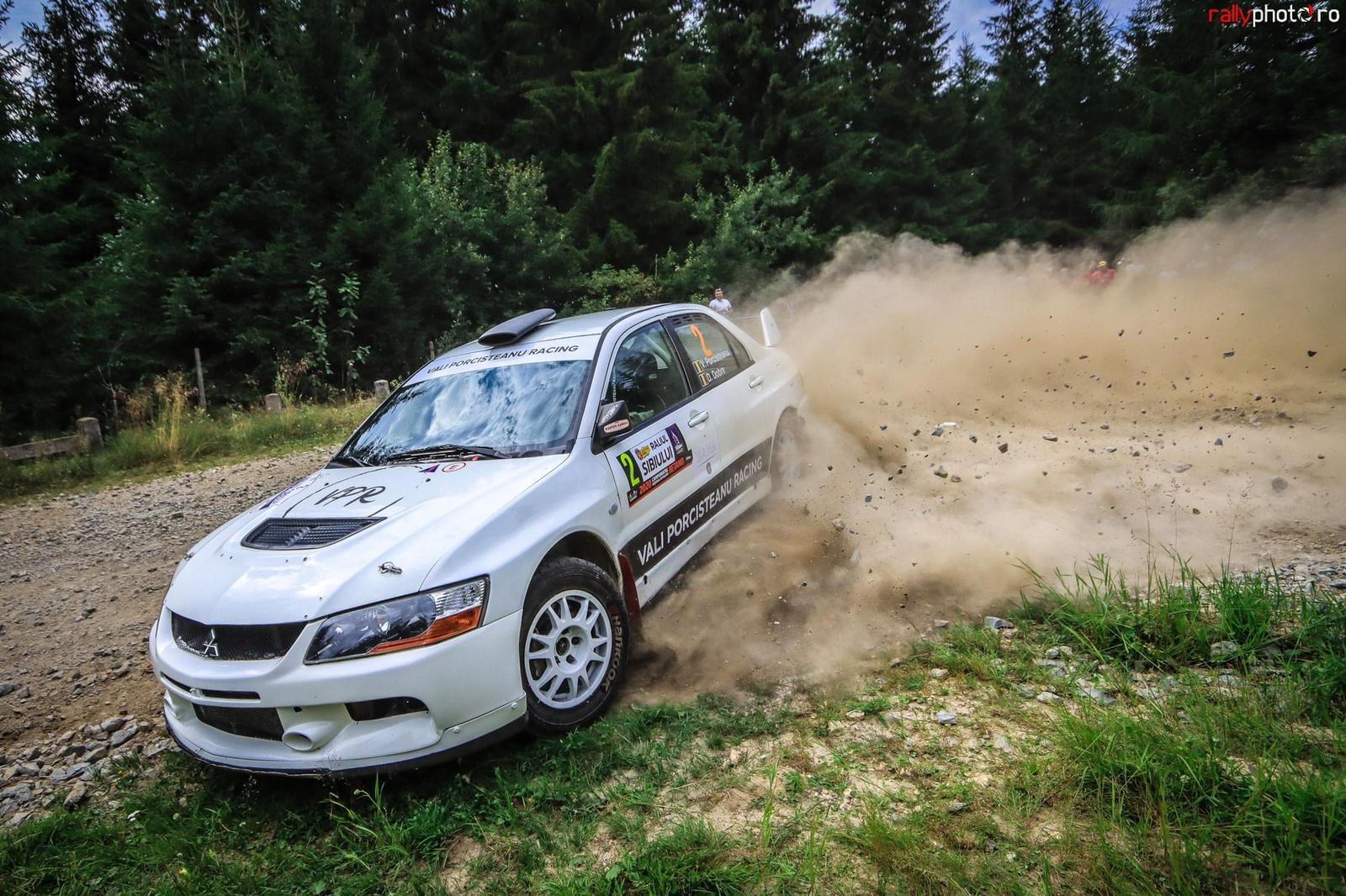 Vali Porcișteanu Racing #Team, program încărcat
