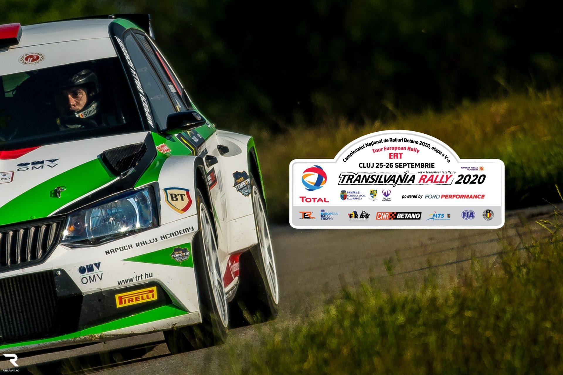 Transilvania Rally: record de înscrieri în 2020 – 85 de echipaje