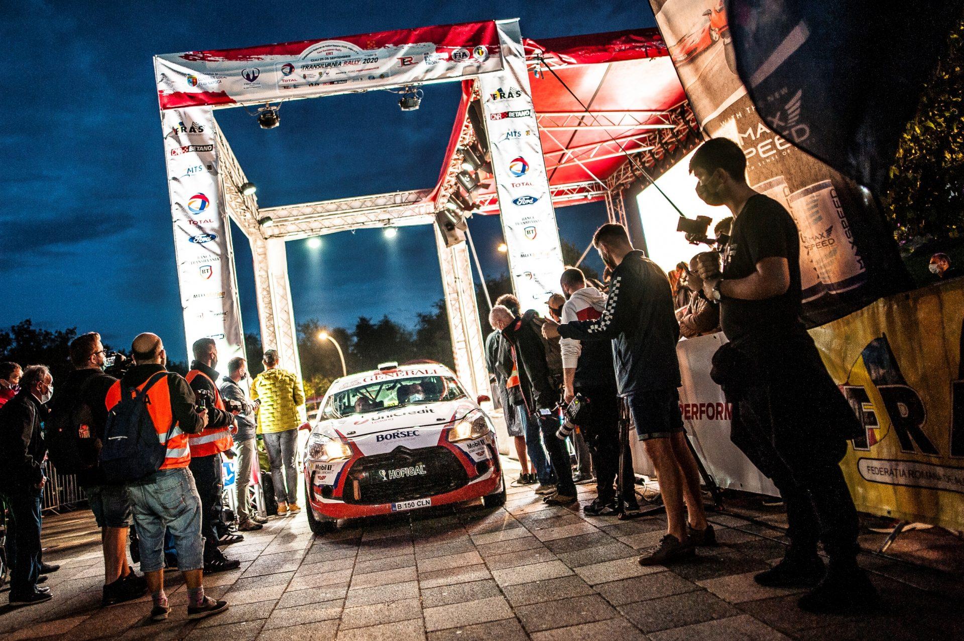 Galerie foto Transilvania Rally 2020 – Ziua 0