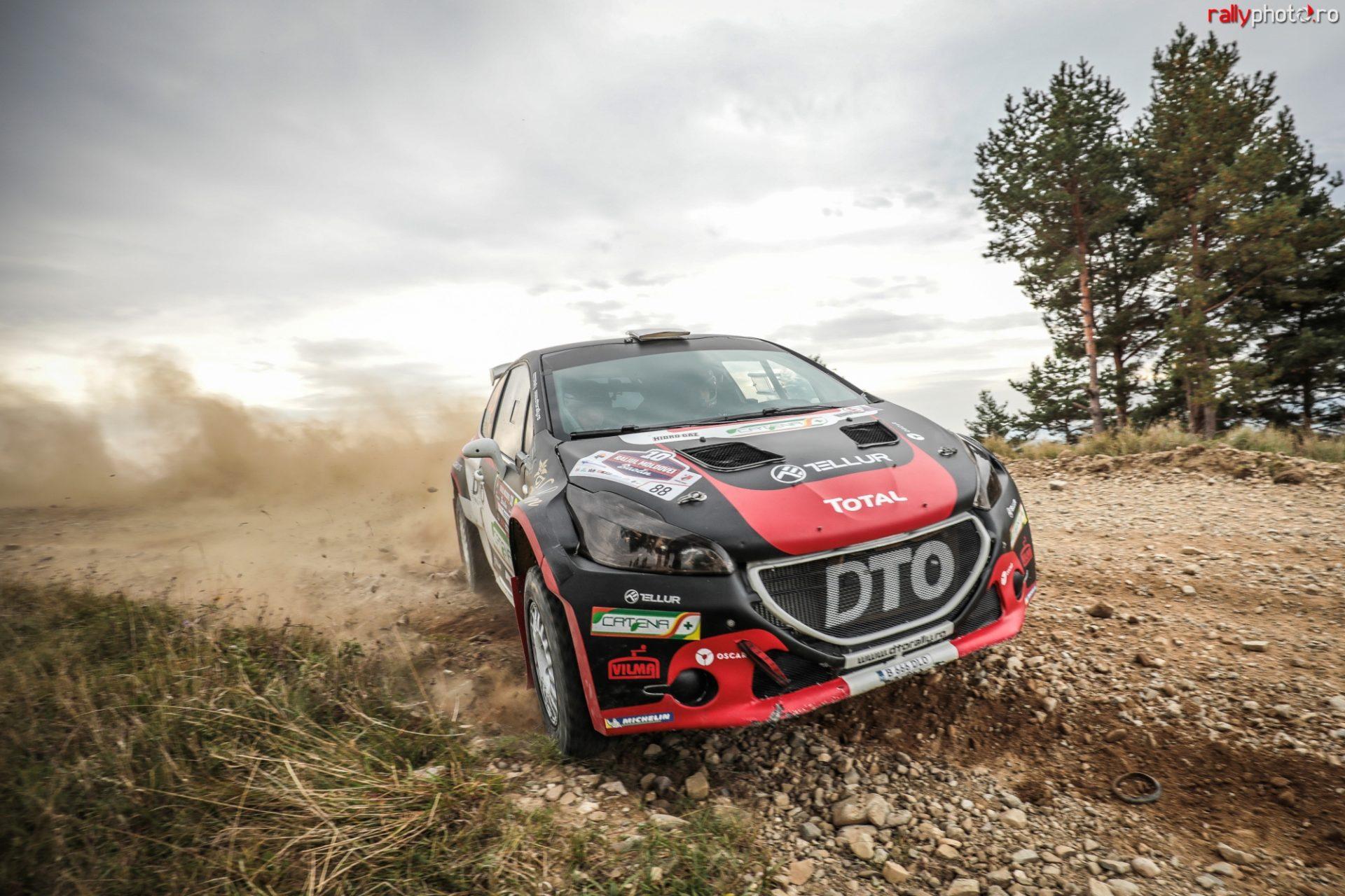 DTO Rally Team este vicecampioană la finalul Raliul Moldovei 2020