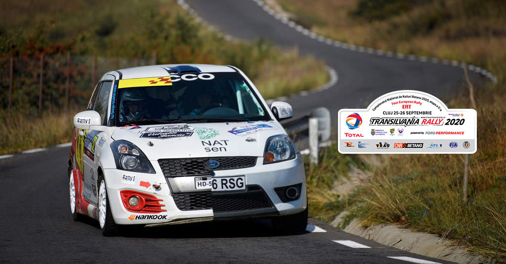 Transilvania Rally 2020 – Splitscreen Emanuel Resiga vs. Dănuţ Budai