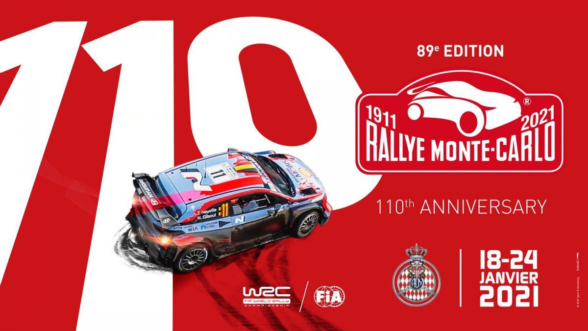 Rallye Monte-Carlo 2021: Legenda deschide sezonul în condiții de pandemie