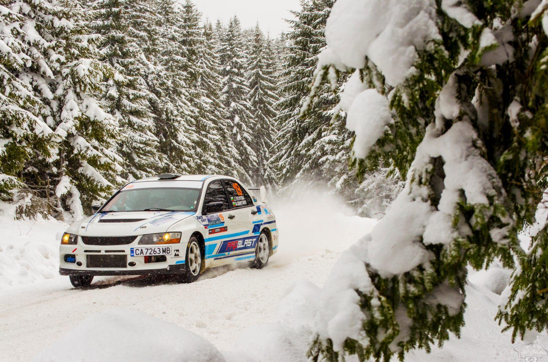 România Winter Rally 2021 – Galerie foto Adi Ghebaur