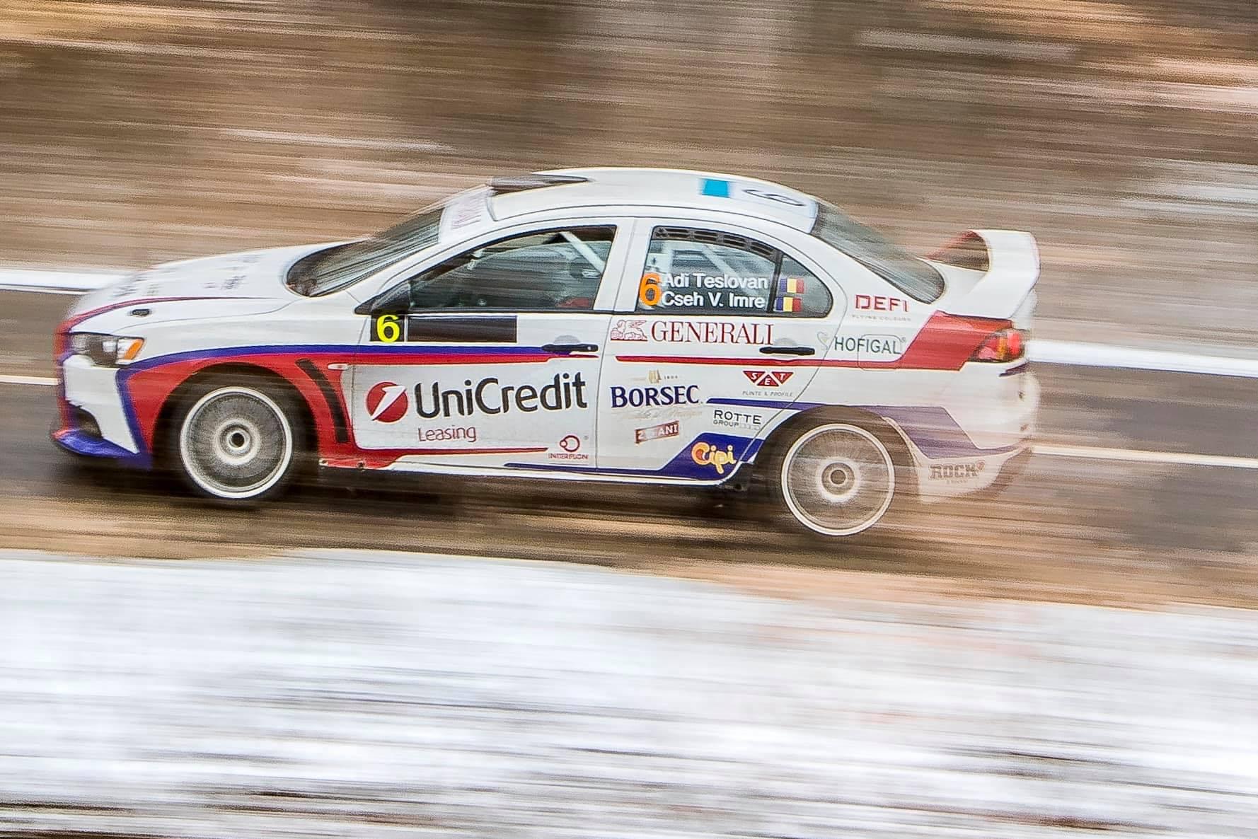 Start Pronosticuri Tess Rally Brașov 2021
