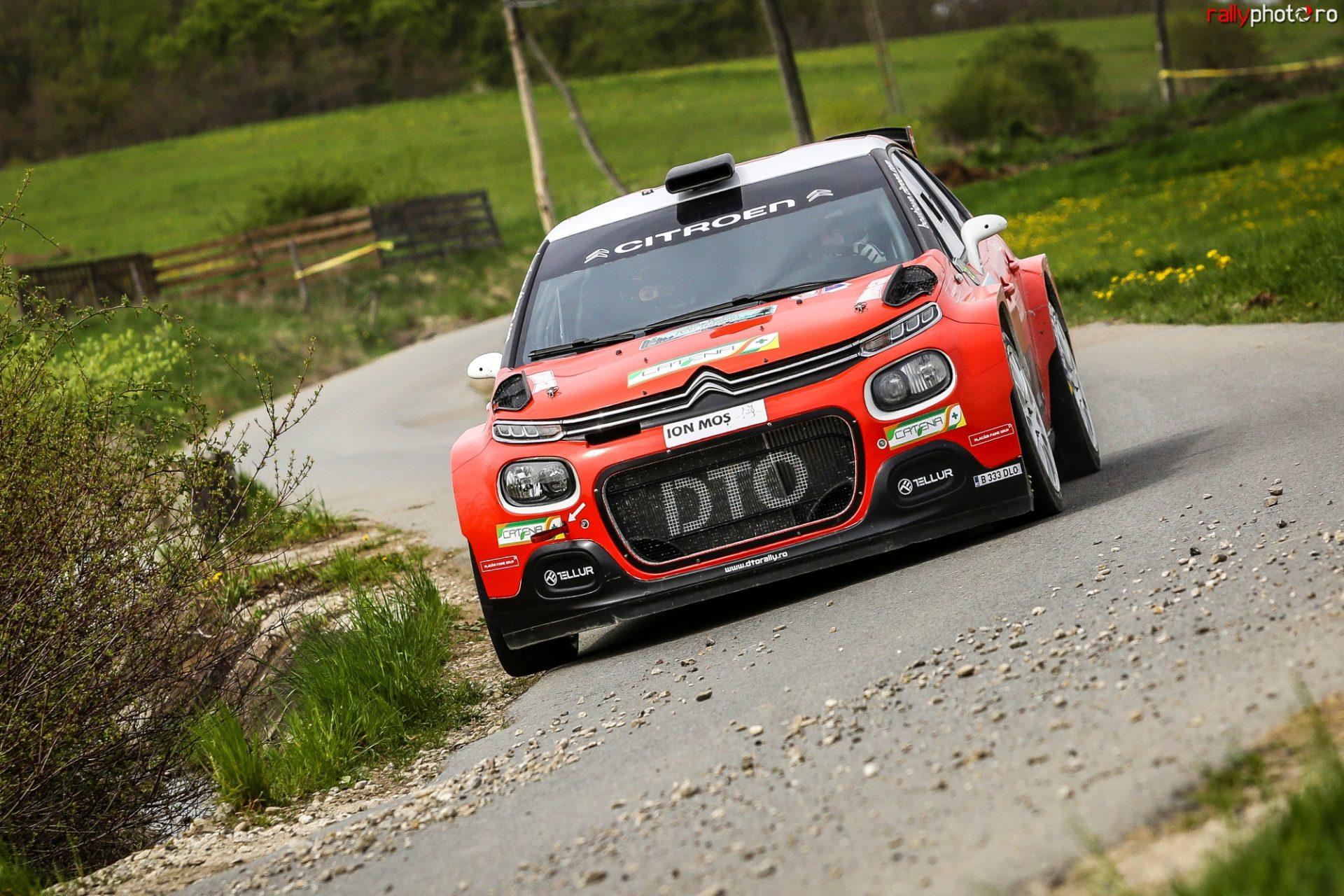 Reușite pentru DTO Rally la Raliul Perla Harghitei 2021