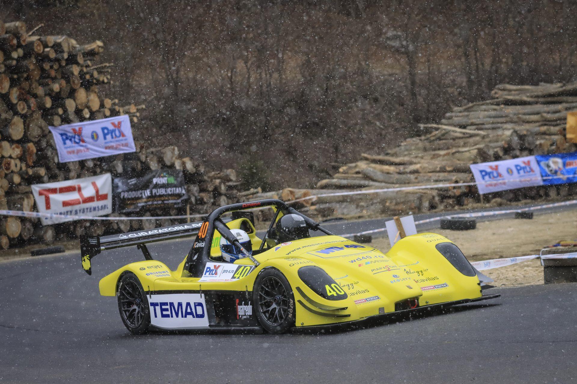 110 participanți – record național, la Trofeul Râșnov 2021