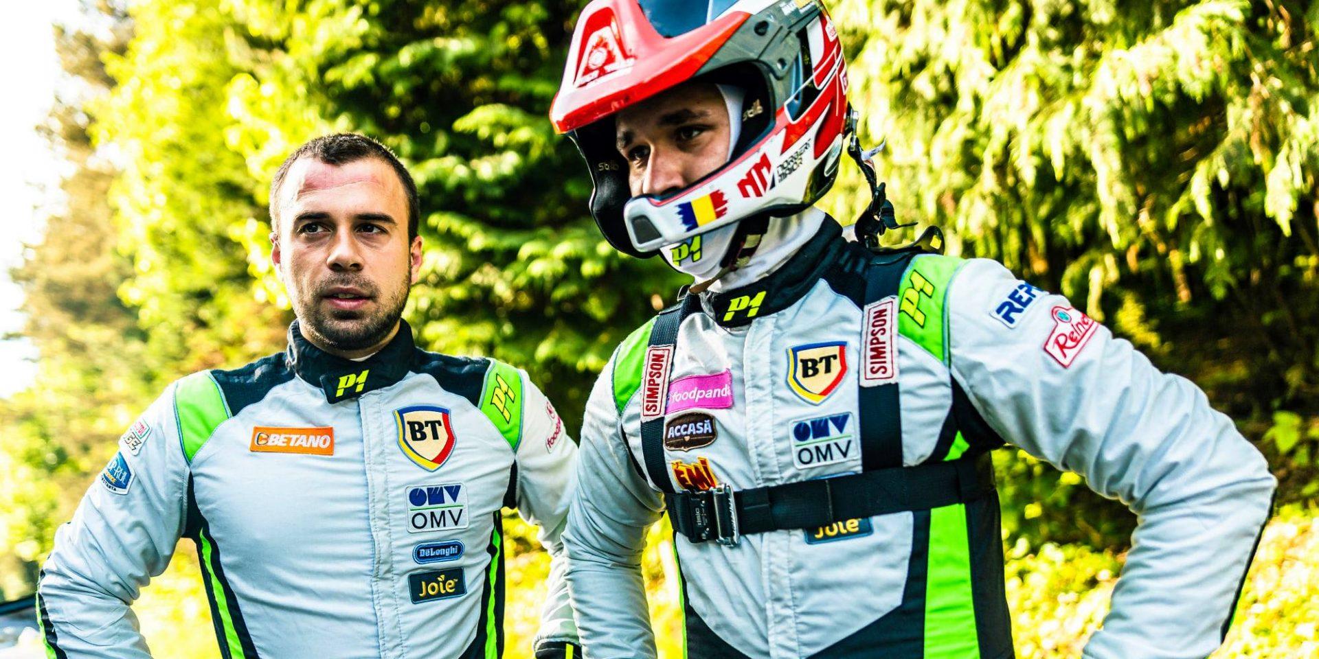 Două echipaje din România la startul Rally Poland, prima etapă ERC 2021