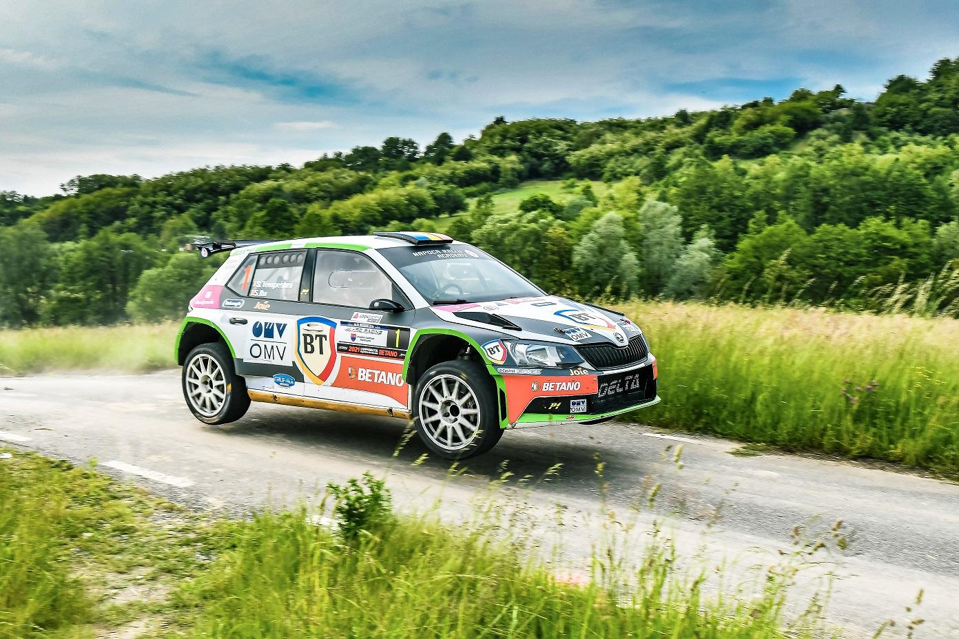 Napoca Rally Academy atacă Transfăgărășanul