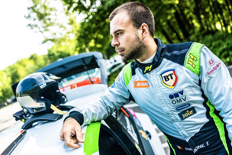 Echipa Napoca Rally Academy merge pe macadamul de la Raliul Sibiului