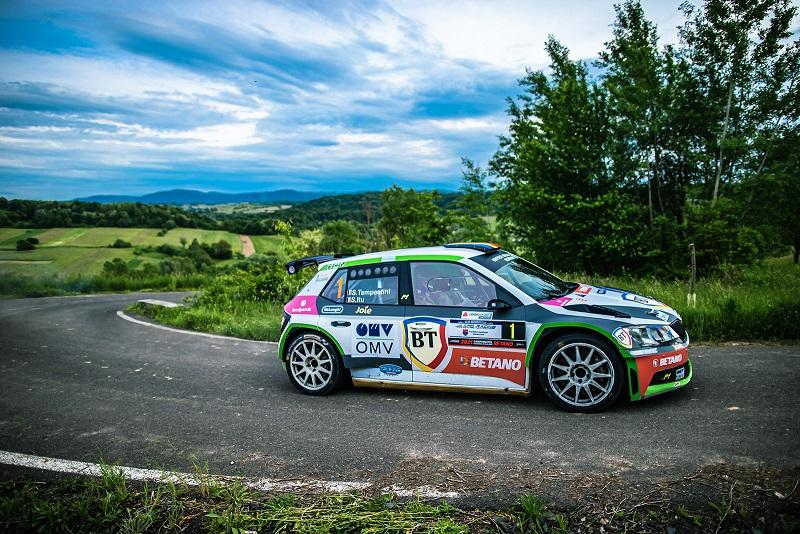 Napoca Rally Academy este pregătită de acțiune la Raliul Iașului
